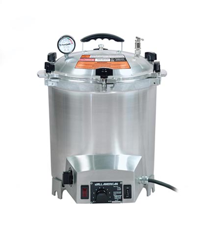 50X ALL-AMERICAN Electric Sterilizer
