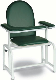 Padded Blood Drawing Chair - 2573
