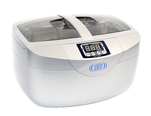 Sentry Digital Ultrasonic Cleaner