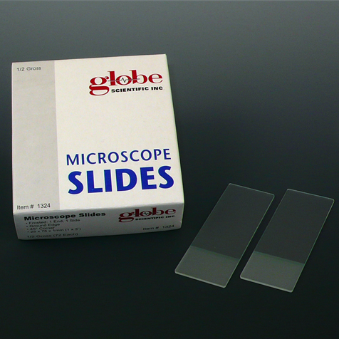 Frosted Microscope Slides