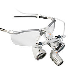 LED LoupeLight Sets with HR Binocular Loupes