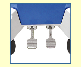 lifter foot pedal