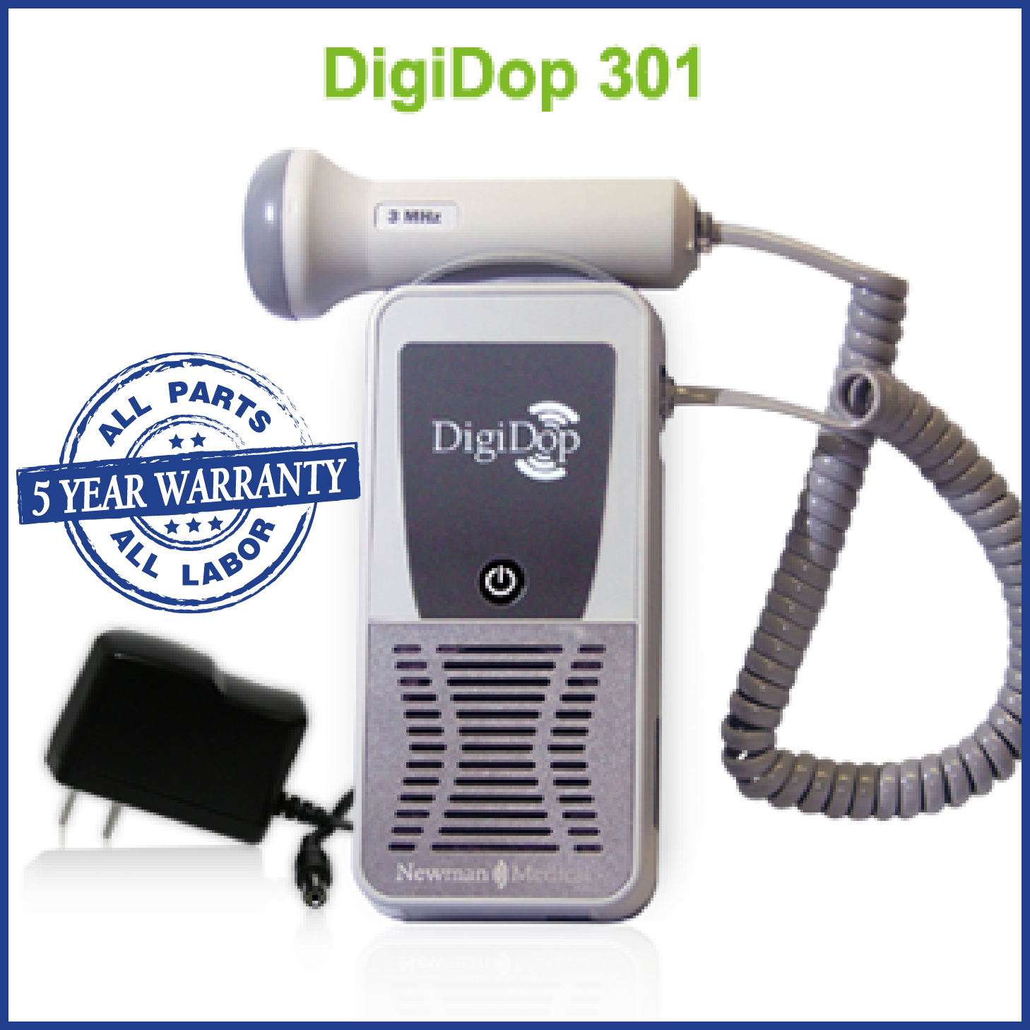DD-301 Non-display rechargeable