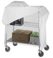 Cover for Adjustable Utility Cart