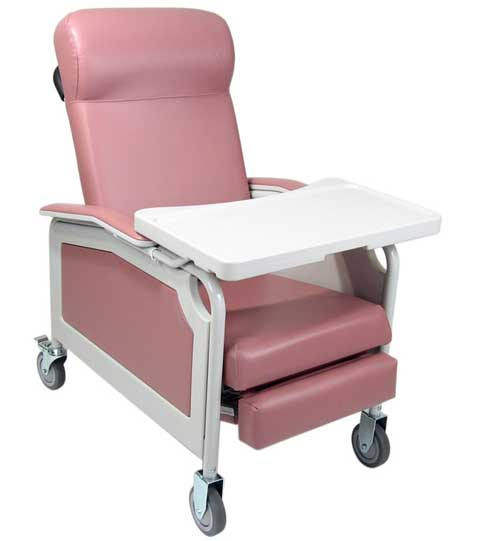 5251 - Convalescent Recliner with tray