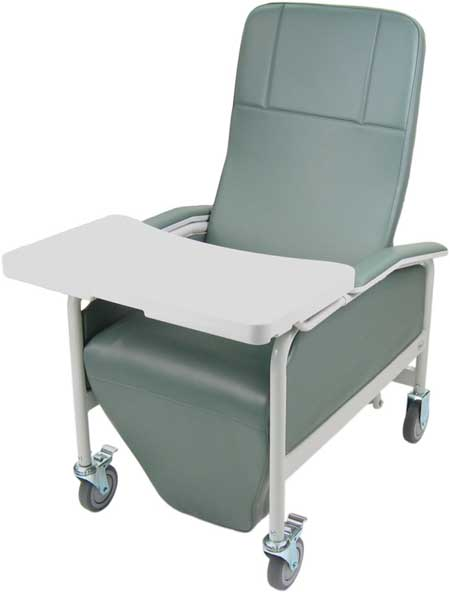 5351 - Caremor Recliner with tray