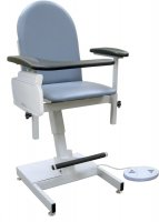 Power Designer Blood Drawing Chair - Padded vinyl - 2588